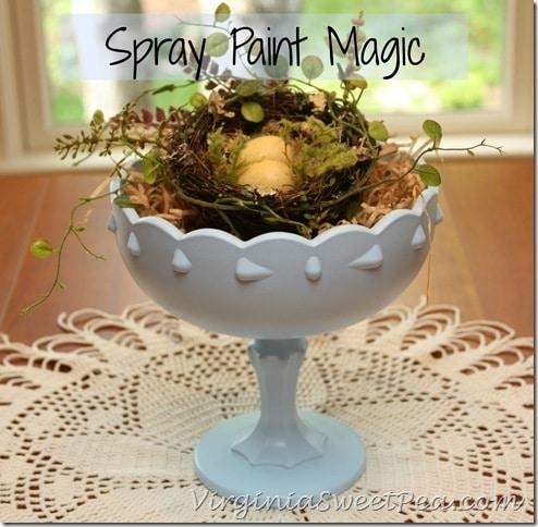 Spray Paint Magic