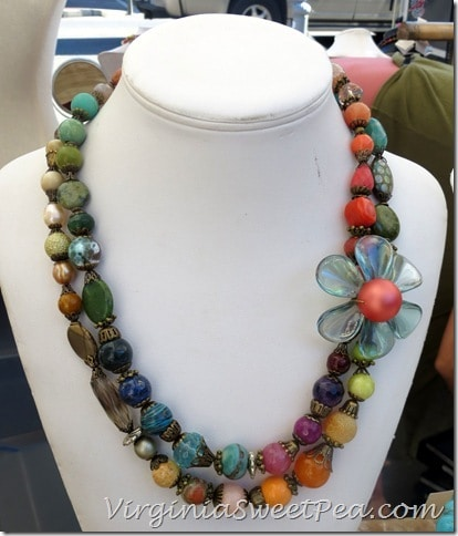 Anne Vaughan Designs Colorful Necklace