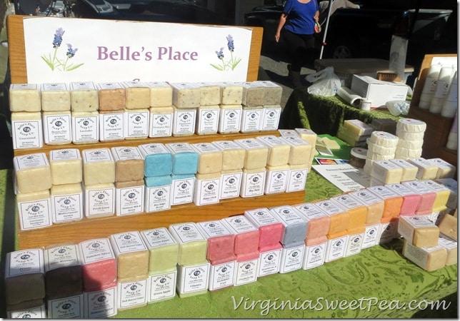 Belle's Place Soaps