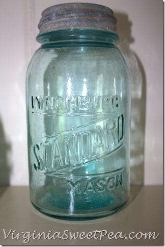 Lynchburg Standard Mason Jar