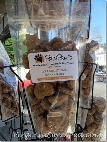 Paw Paw's Treats Peanut Butter