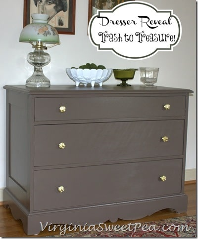 15+ Amazing Furniture Makeovers with Bonus painting tips and tricks at Sharon E. Hines