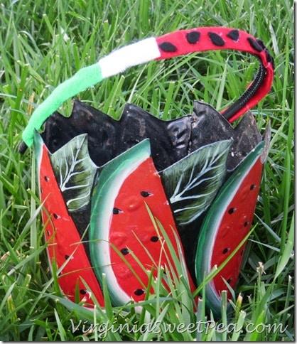 Watermelon Headband3