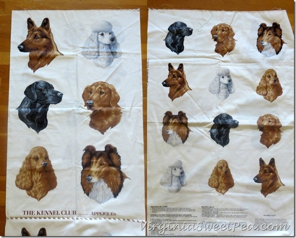 Dog Fabrics from The Kennel Club