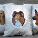 Easy to Make Dog Pillows