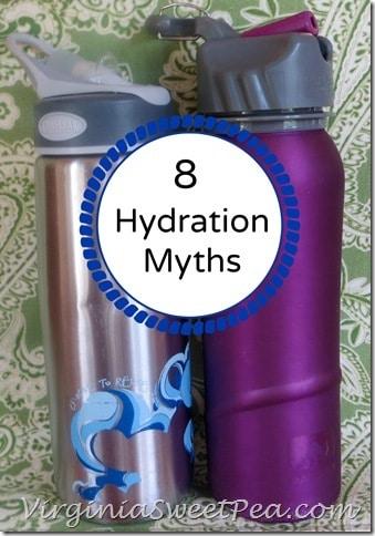 Eight Hydration Myths