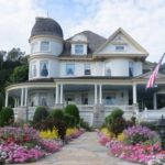 Beautiful Homes on Mackinac Island