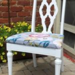 Yard Sale Chair Makeover