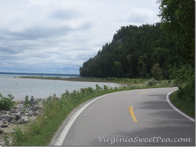 Mackinac Island Shoreline