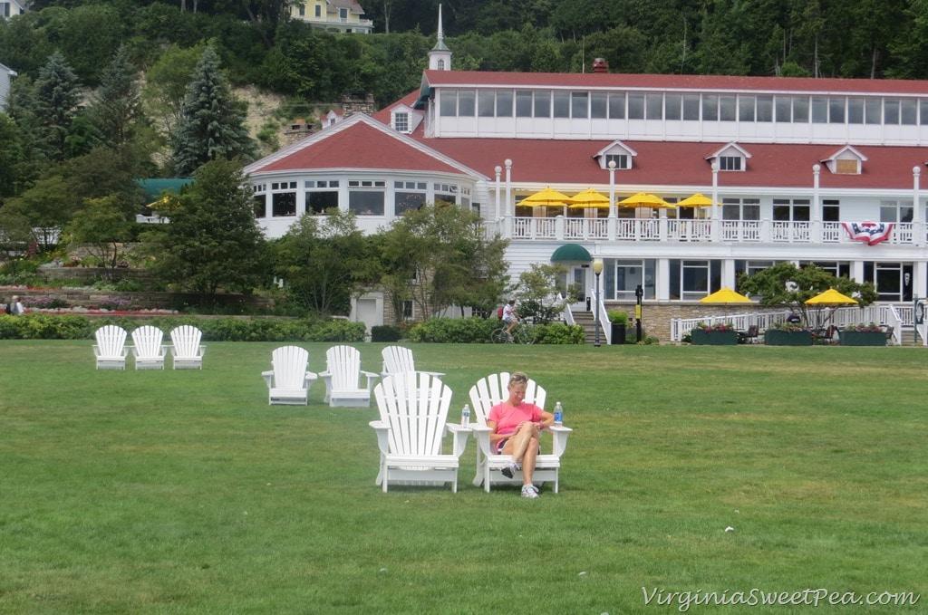 Mackinac Island Grand Hotel Movie The Grand Hotel Mackinac
