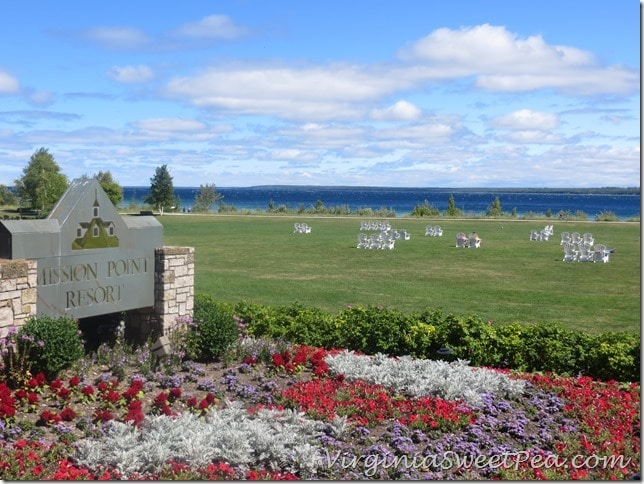 Mission Point Resort on Mackinac Island