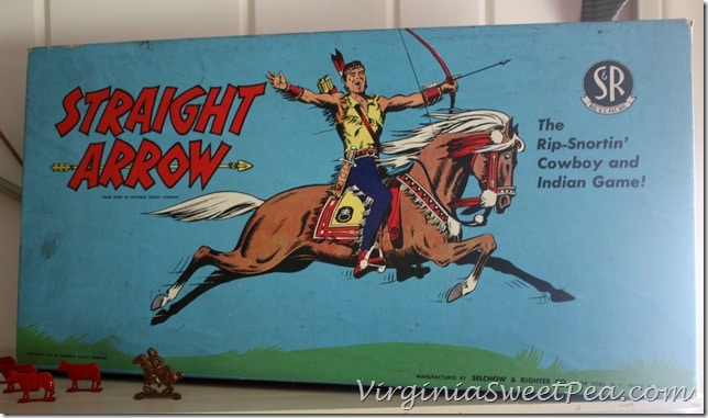 Straight Arrow Game