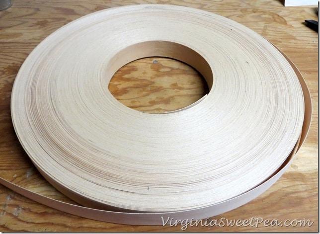 Wood Veneer Trim