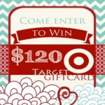 $120 Target Gift Card Giveaway!