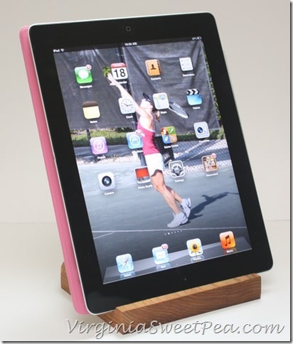DIY Tablet Holder