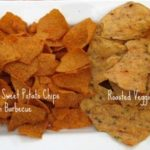 Curing Post-Tennis Munchies with Veggie Snack Chips