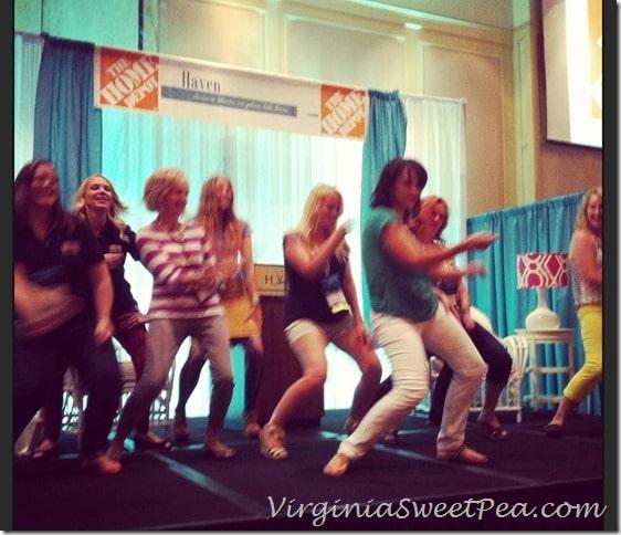 Haven Girls Dancing
