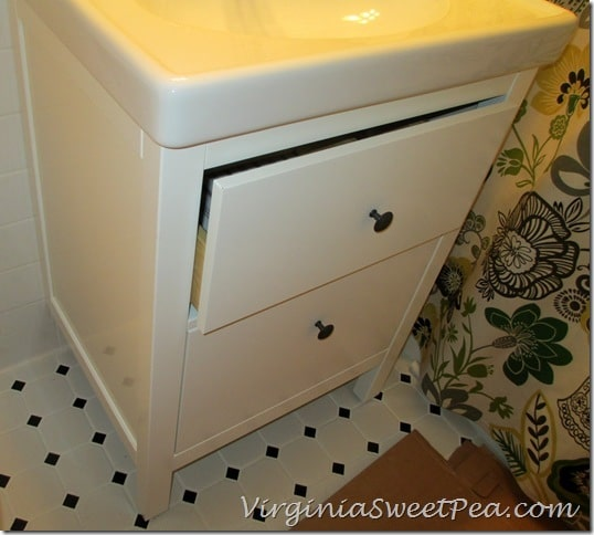 How To Install An Ikea Hemnes Sink Cabinet Part 28