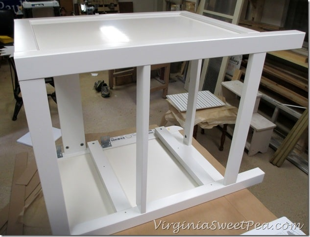 ... How To Install An Ikea Hemnes Sink Cabinet
