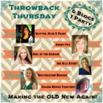 Throwback Thursday #1  (Link Up an Old Post!)