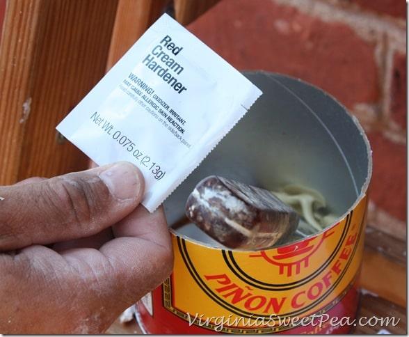 Bondo Red Cream Hardener