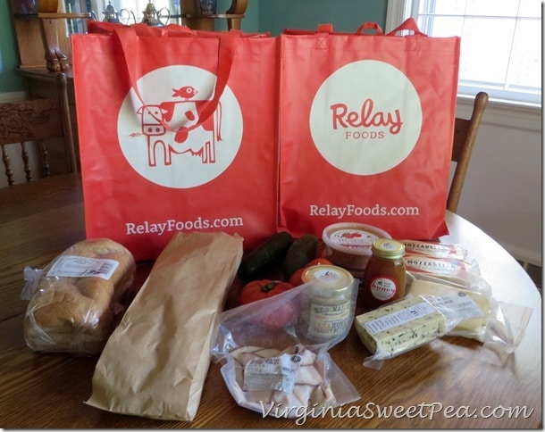 Relay Foods Bags