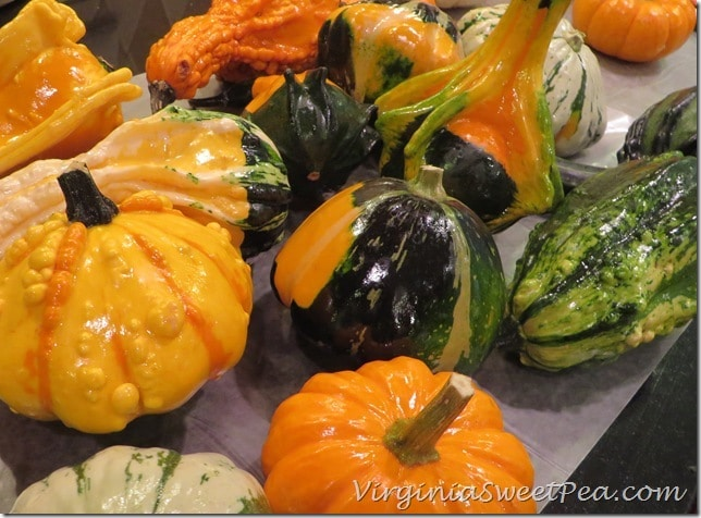 Waxed Gourds