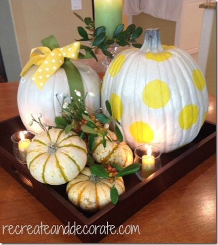 painting-pumpkins-tablescape