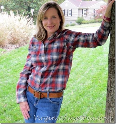 Free Swingin' Flannel Shirt