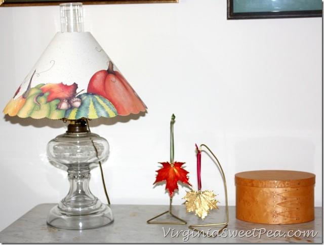 Fall Lamp