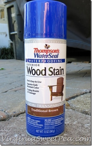 Thompson's WaterSeal Exterior Wood Stain