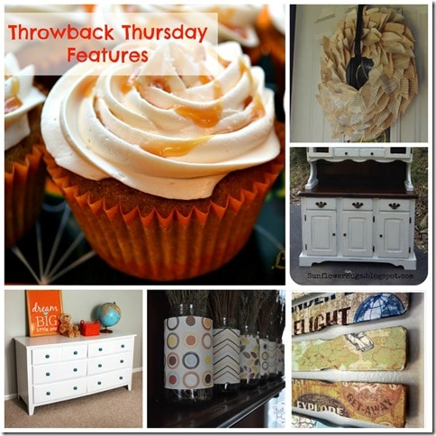 Throwback Thursday 5 Features