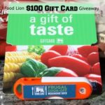 Food Lion Frugal Cook-Off 2013 and $100 Gift Card Giveaway