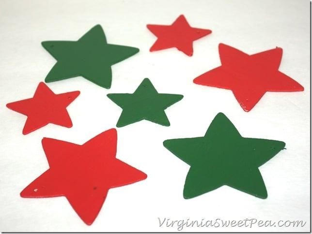 Paint Stars