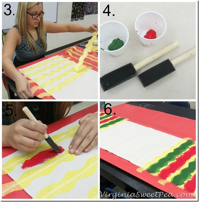 Table Runner Directions 2