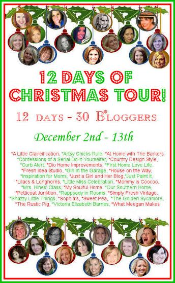 12 Days of Christmas Tour