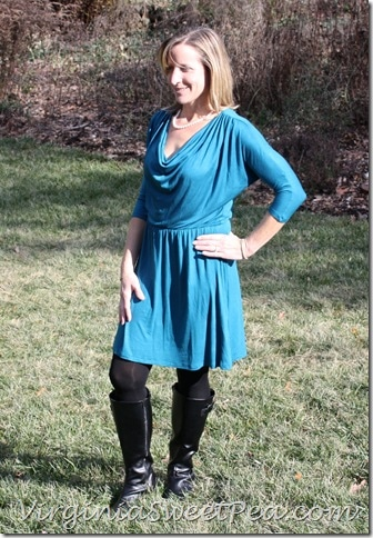 Blue Stitch Fix Dress