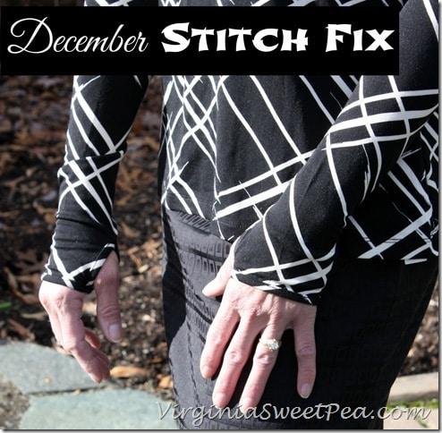 December 2013 Stitch Fix virginiasweetpea.com