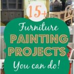 15+ Awesome Furniture Painting Project You Can Do!