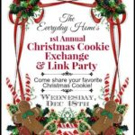 Christmas Cookie Exchange and Link Party