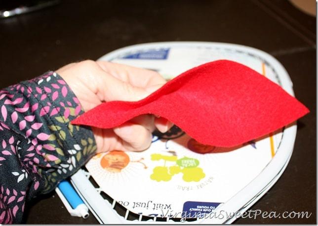 Glue and Pinch Leaf
