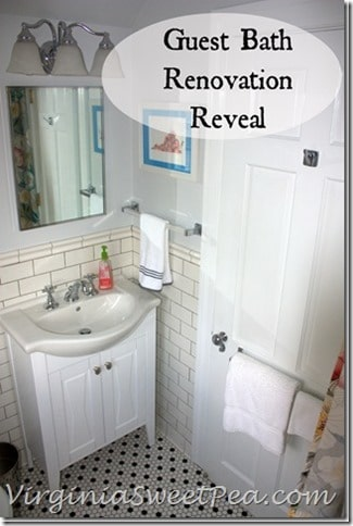 Guest-Bath-Renovation-Reveal by virginiasweetpea.com