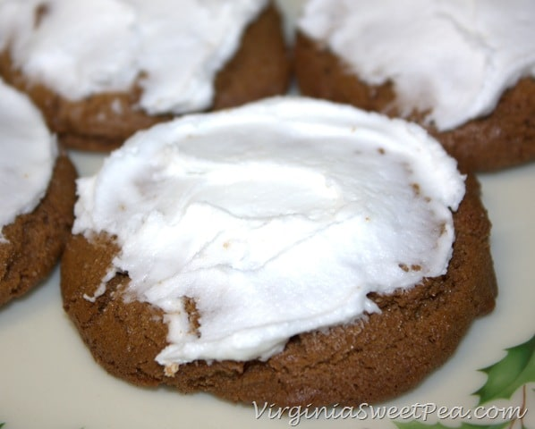 Iced Ginger Cookies are equally delicious served without the icing. I ...