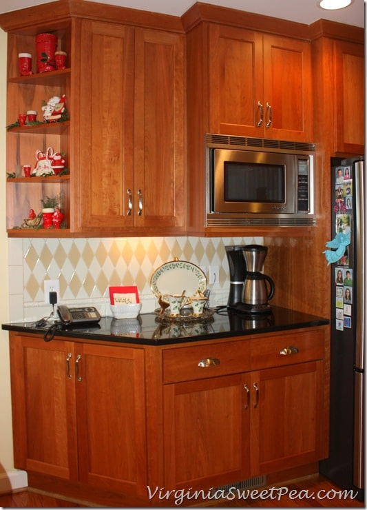 Sweet Pea's Kitchen at Christmas