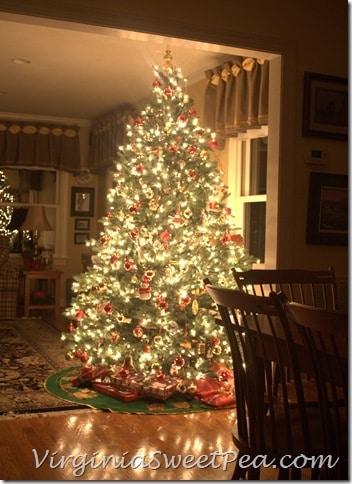 Sweet Pea's Christmas Tree
