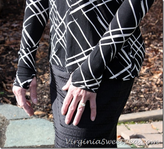 Stitch Fix Shirt Detail