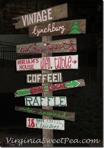 Vintage Lynchburg Holiday Show 2013