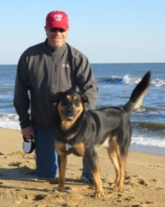 Sherman's January Visit to the OBX