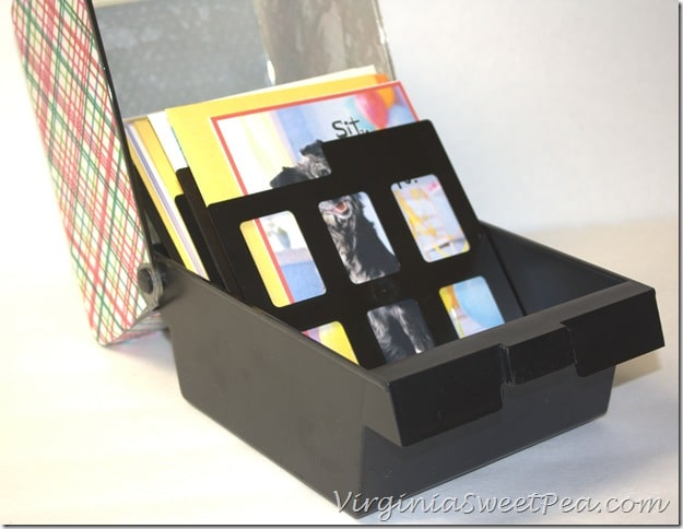 Hallmark Cards in Floppy Disk Holder #shop #valuecards #cbias