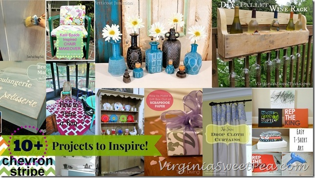 10+ Home DIY Projects